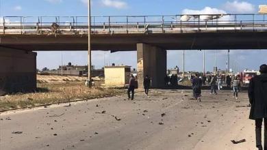 Photo of انفجار سيارة في بنغازي وأنباء عن إصابات