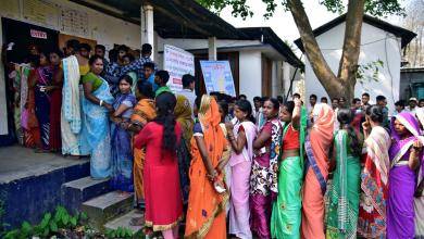 "Photo of أعمال عنف ""تشوب"" الانتخابات في الهند"