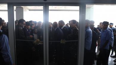 إعادة افتتاح مطار الأبرق الدولي