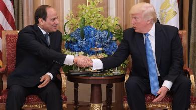 Photo of ترامب والسيسي يبحثان الأوضاع في ليبيا