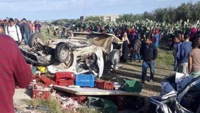 Photo of تونس.. حادث مفجع في ولاية سيدي بوزيد