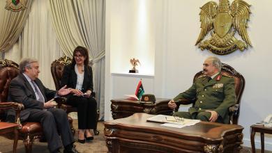 """Photo of سلامة: حفتر أكد لغوتيريش تمسّكه بـ""""تحرير طرابلس"""""""