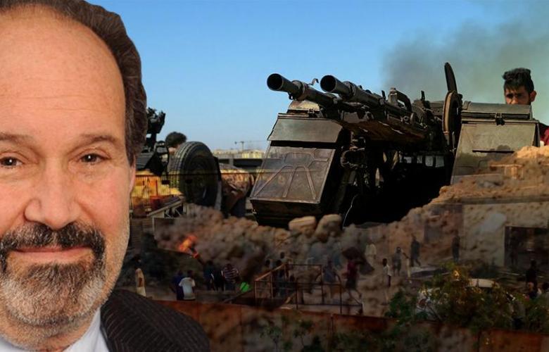 د. ديفيد بولوك - اشتباكات طرابلس