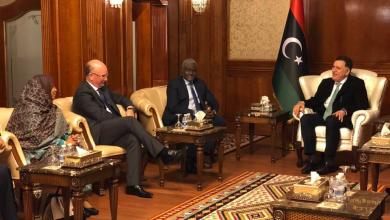 Photo of السراج: الفرصة متاحة لحل أزمة ليبيا