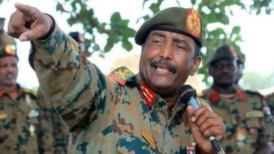 رئيس المجلس العسكري الانتقالي السوداني عبد الفتاح