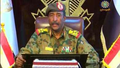 رئيس المجلس العسكري السوداني الانتقالي عبد الفتاح البرهان