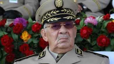 رئيس أركان الجيش الجزائري أحمد قايد صالح