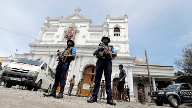 صورة تحذيرات من هجمات إرهابية جديدة في سريلانكا