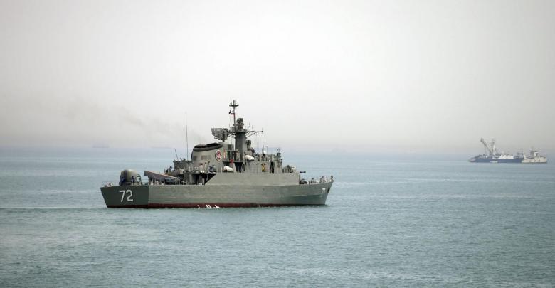 سفينة الإيرانية - صور أرشيفية