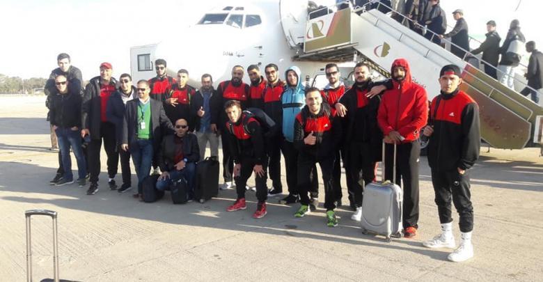 سلة المروج تستعد للنهائيات في طرابلس
