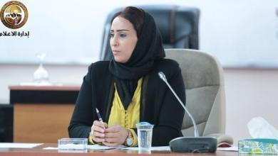 Photo of الترهوني تحتج على تصريحات سلامة.. وتدعوه لاحترام النواب