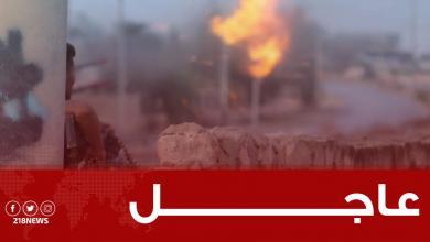 Photo of احتدام الاشتباكات بمحور الرملة