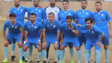 Photo of نادي الخمس يجمد نشاط الفريق الأول