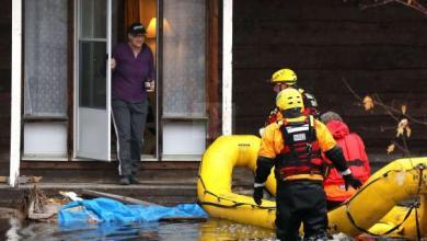 فيضانات غير مسبوقة تهدد شرق كندا بالغرق