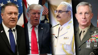 Photo of هل يدعم ترامب حقاً المشير خليفة حفتر؟