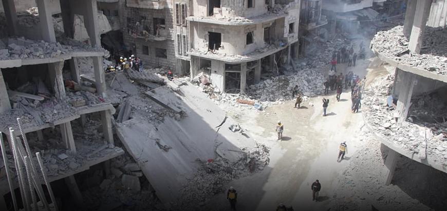 إدلب -سوريا