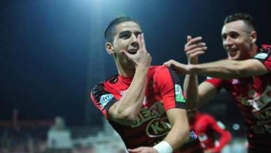 Photo of اللافي يمضي على أول أهدافه مع اتحاد العاصمة
