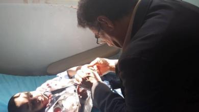 صورة مركز سبها الطبي يستقبل مختصا بطب الأطفال