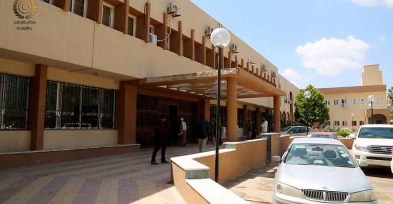 مستشفى الأمراض النفسية في بنغازي
