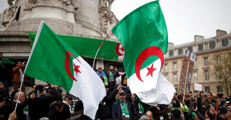 مظاهرات الجزائرية