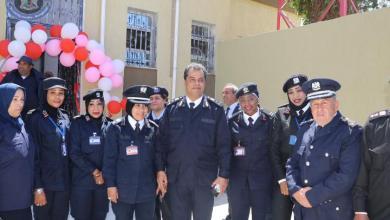 Photo of افتتاح وحدة الشرطة النسائية في بنغازي (صور)