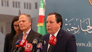 Photo of تونس وإيطاليا تدعوان لوقف الحرب في ليبيا