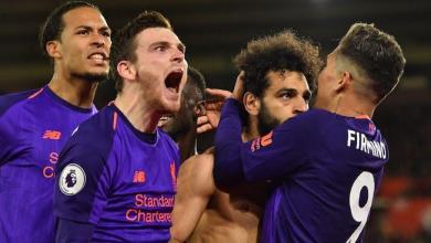 Photo of ليفربول يفتك الصدارة بفوز صعب