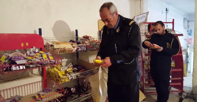 جولة الحرس البلدي على محلات كاباو وفرسطا والمجابرة