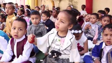 "Photo of ""السراج"" في جالو تحتفي بتكريم أطفالها"