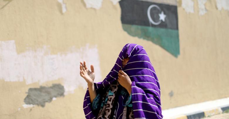 تفاصيل الأوضاع الراهنة في ليبيا ترويها الصور