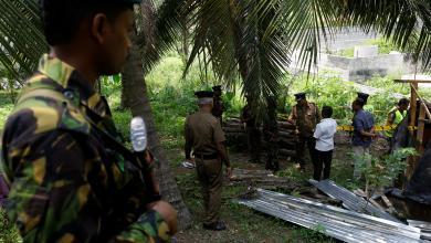 Photo of شرطة سريلانكا تبحث عن 140 شخصا لهم علاقة بداعش