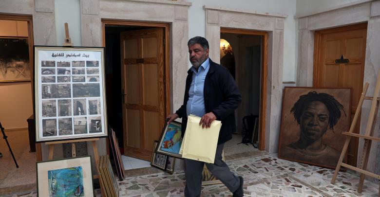 افتتاح معرض ومركز فني بالمدينة القديمة