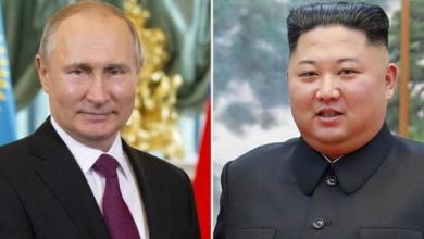 "Photo of بعد ""ترامب"".. ""كيم جونغ أون"" سيلتقي ""بوتين"""