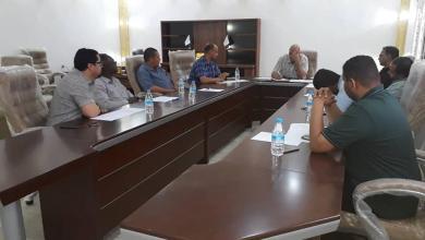 Photo of اجتماع مهم حول الخدمات الطبية بالكفرة