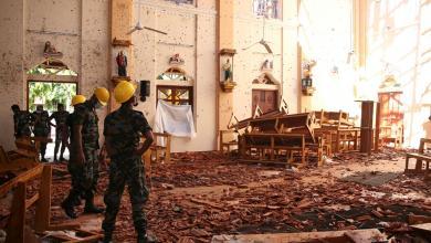 Photo of واشنطن: بقاء المتشددين طلقاء يهدد بمزيد من الهجمات بسريلانكا