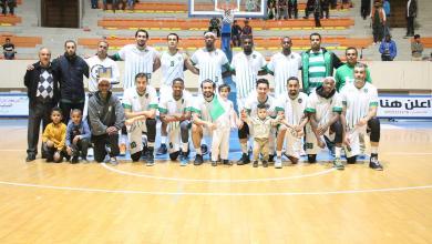 صورة الشباب يغيب والنصر يتأهل لنصف نهائي كأس السلة