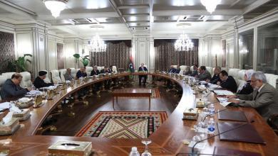 "Photo of ملف النازحين والمُهجّرين يتصدر اجتماع ""الوفاق"""