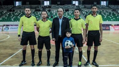 Photo of تأجيل نصف نهائي كأس ليبيا لكرة الصالات