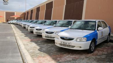 "Photo of ""المؤقتة"" تدعم الحرس البلدي بنغازي بـ22 سيارة"