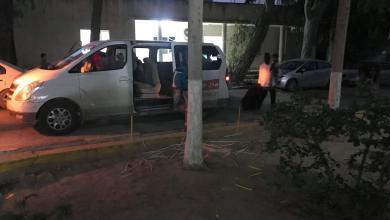 الهلال الأحمر طرابلس يُنقذ 200 عائلة من منطقة السواني