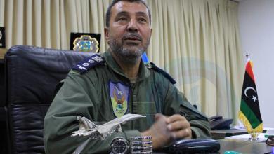 اللواء طيار ركن محمد المنفور