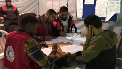 إخلاء 27 عائلة من مناطق الاشتباكات في طرابلس