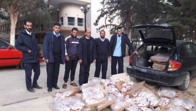 "Photo of ""شرطة المنصورة"" تضبط شحنة دجاج فاسد"
