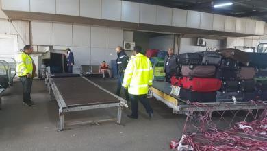مطار معيتيقة يعلن عودة الملاحة الجوية