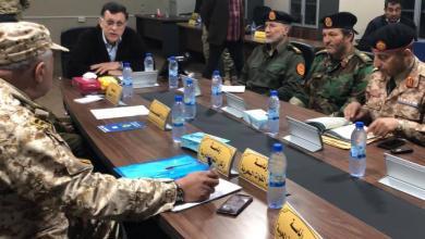 Photo of السراج يدعو لمحاسبة من يقف وراء الحرب