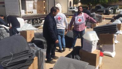 صورة إنقاذ المدنيين.. معركة يقودها مركز الطب الميداني والهلال الأحمر