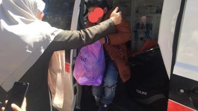 إخلاء عائلات من مناطق الاشتباكات - طرابلس