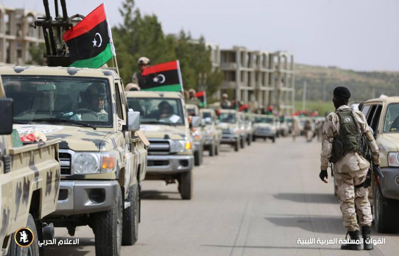 معارضة روسية أمريكية للمقترح البريطاني حول ليبيا