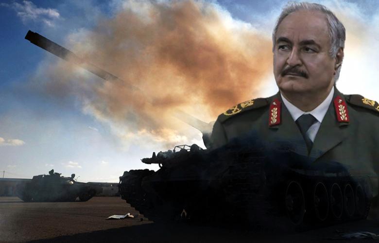 المشير خليفة حفتر - الجيش الوطني