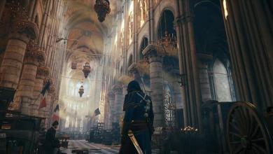 "Photo of ترميم ""كنيسة نوتردام"" عن طريق ""لعبة فيديو"""